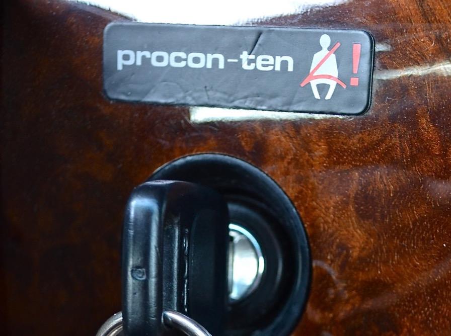 """Die Stahlseilmechanik """"procon-ten"""" war in Audi-Modellen der 1980er und 1990er-Jahre verbaut."""