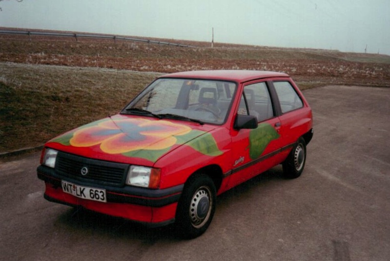 Mein erstes Auto: Opel Corsa A Swing
