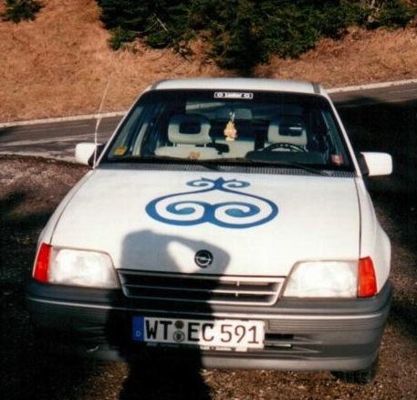 Mein Opel Kadett war eine treue Seele - was den Motor betraf. Das Blechkleid löste sich nach einer Halbwertszeit von 13 Jahren auf.