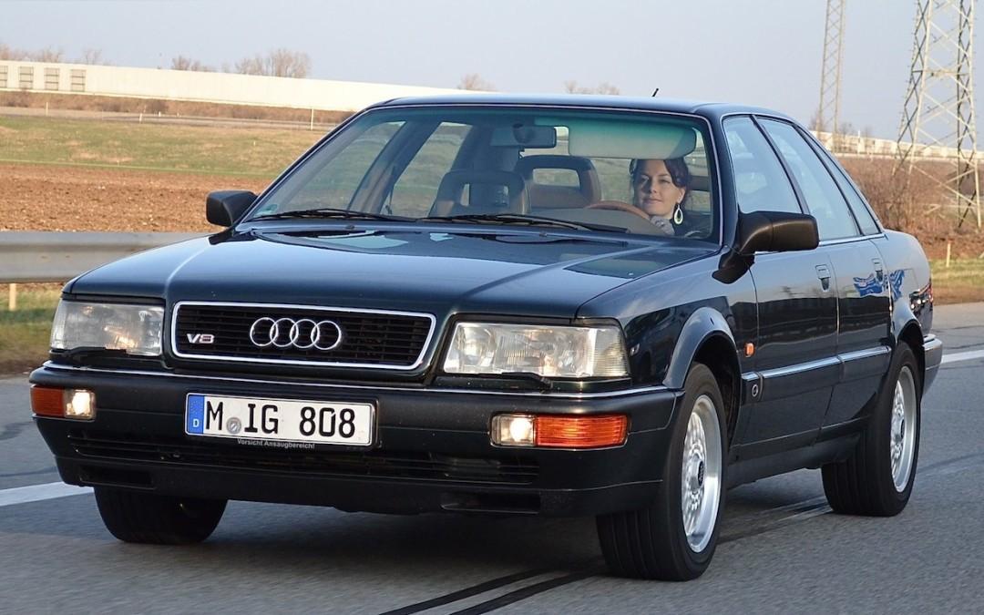 Audi V8 4.2 in der Träume Wagen