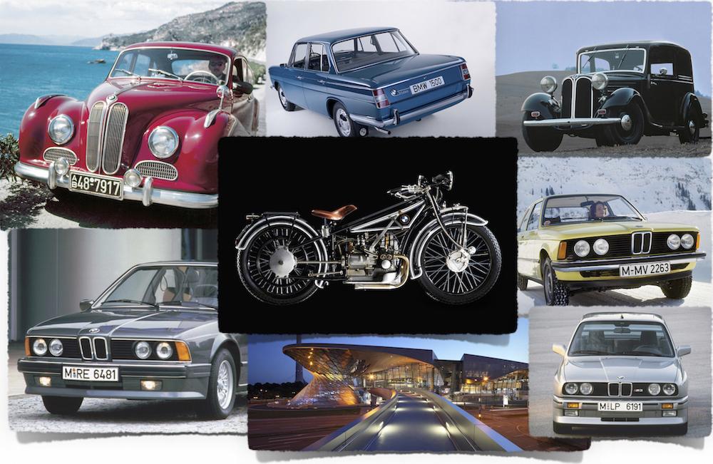 100 Jahre BMW: Die Höhen und Tiefen (1)