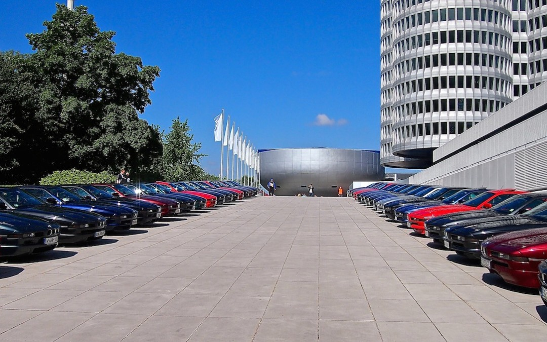 Zurück in die Zukunft mit dem BMW 8er Coupé