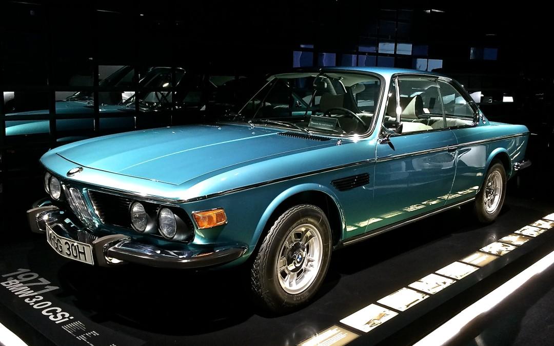 BMW Museum 2014