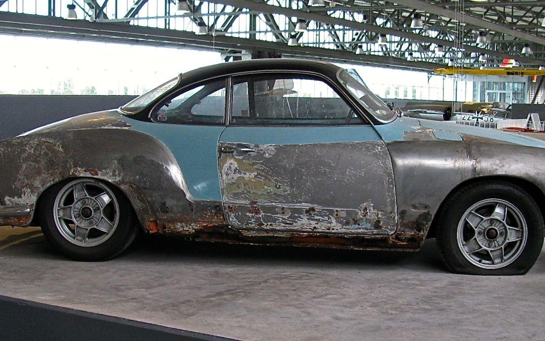 Die Seele alter Autos