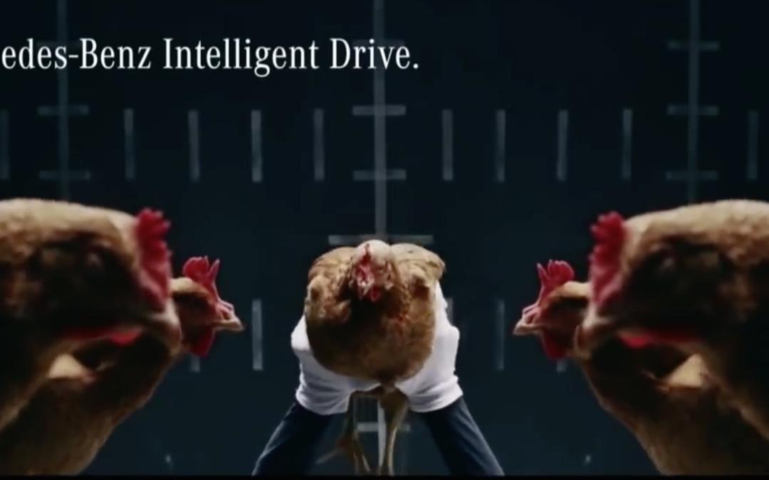 Die 6 besten Auto-Werbespots der letzten 30 Jahre