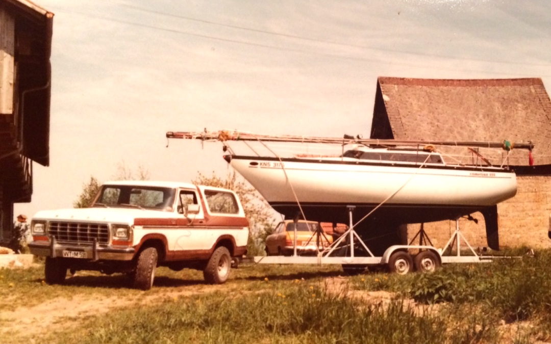 Ford Bronco Ranger XLT von 1978