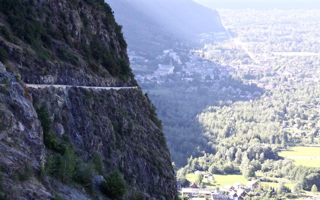 Nervenkitzel pur: Die kühnste Hochstraße der Alpen
