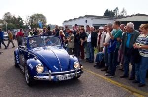VW Käfer - direkt aus der Hölle. ☺️