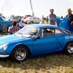 Renault Alpine A110 Berlinette - der wohl bekannteste Alpine und Rallye-Legende.