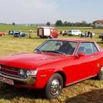 Verdammt selten: der Toyota Celica ST (Bj. 1970-1975).