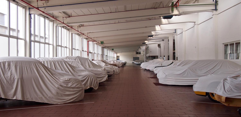Die Heiligen Hallen von Porsche – eine Zeitreise