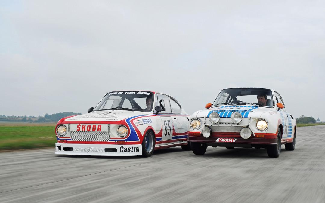 Skoda 130 RS: Der Porsche des Ostens wird 40