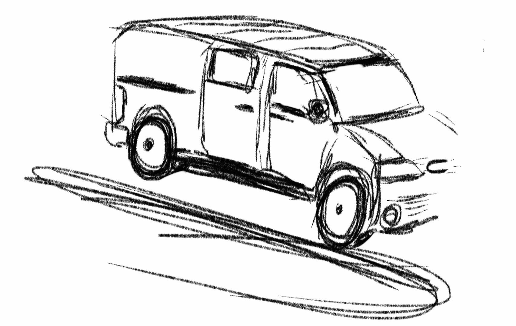 Wer fährt eigentlich… Ford Transit?