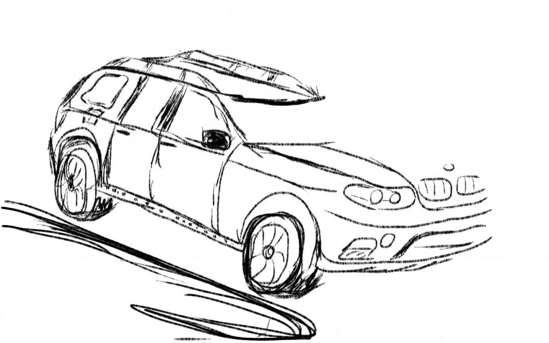 Wer fährt eigentlich… BMW X5?
