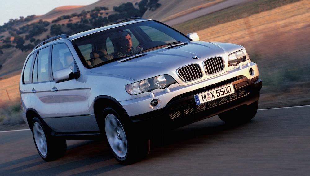 Auf der Auto Show in Detroit präsentiert BMW mit dem X5 das Fahrzeugkonzept des Sports Activity Vehicle.