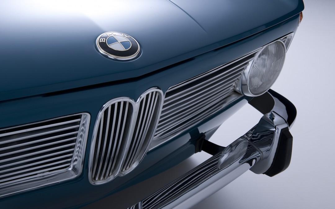 BMW 1500 Front - Freude am Fahren