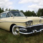 Ein Traum in Lack und Chrom – 1958er Buick Super.