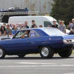 Leicht und schnell, das prädestiniert den Dodge Dart zum Viertelmeilenrenner, besonders wenn er so aufgebaut ist wie dieser.