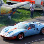 Er rockte viermal in Folge Le Mans – der legendäre Ford GT 40.