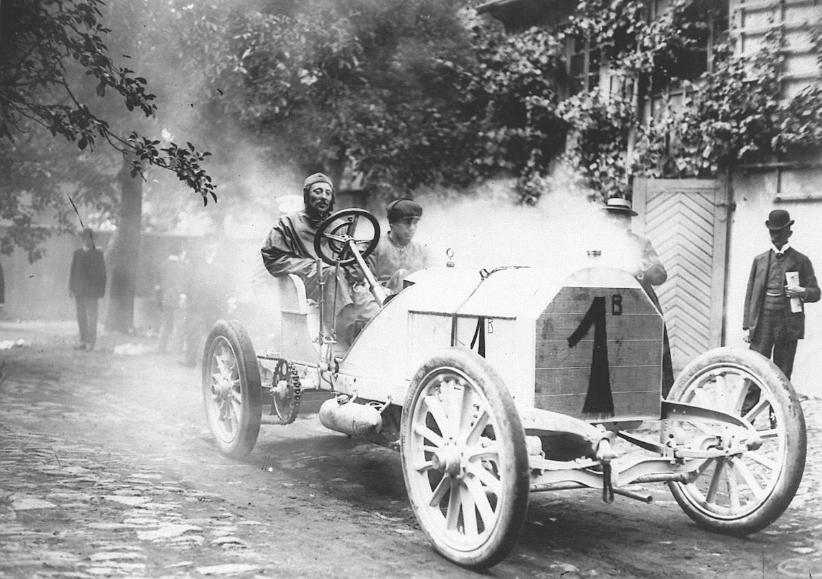 Gordon-Bennett-Cup – Rennen in die Vergangenheit