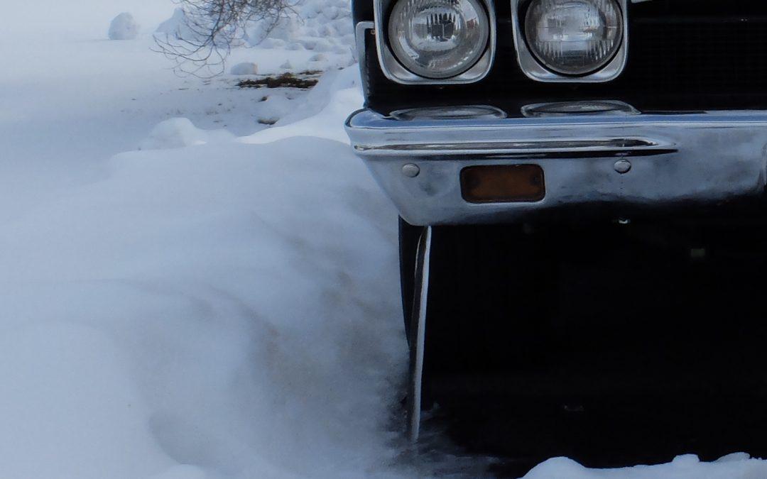 Schock in Hessen: Schnee im Winter
