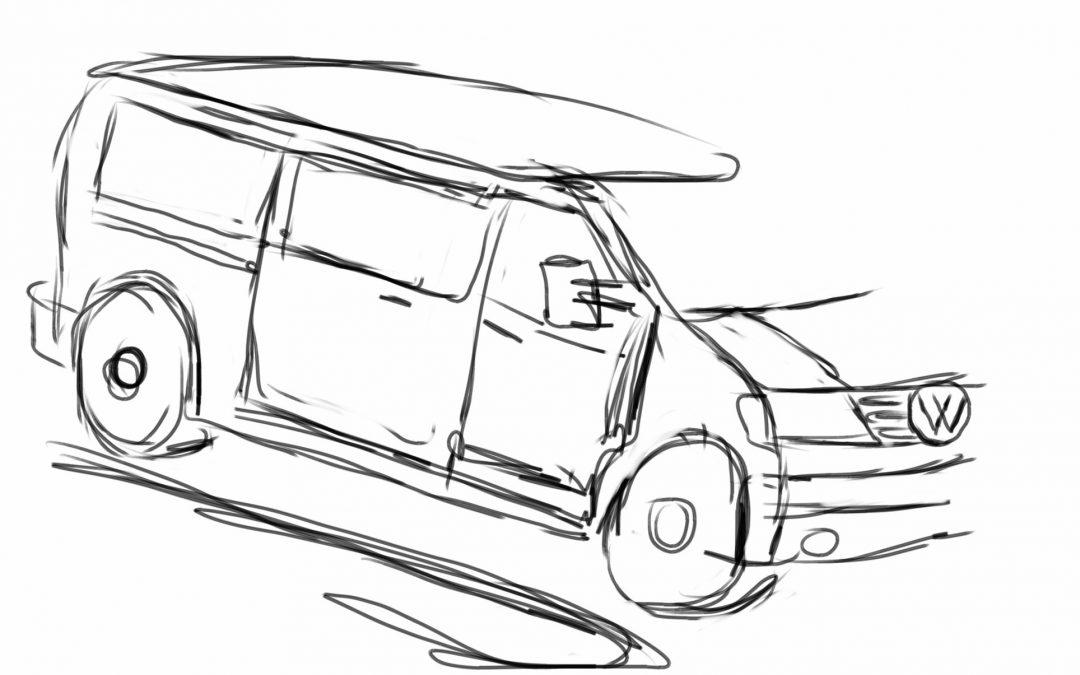 Wer fährt eigentlich… VW T5 Multivan?