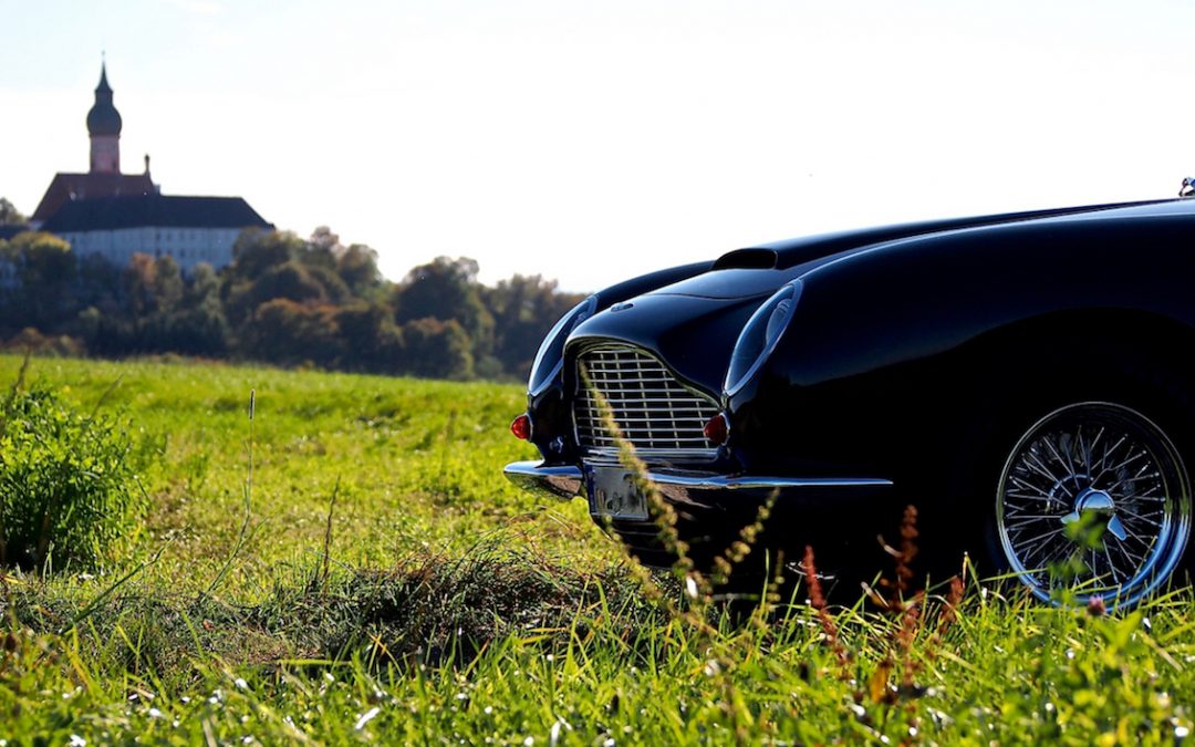 Very British: Der Aston Martin DB6 Vantage